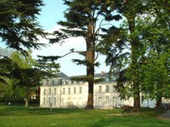 Le parc de la Mairie d'Epinay