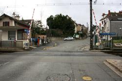 Passage à niveau de Petit-Vaux
