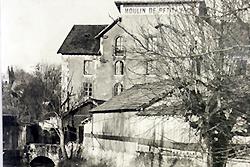 Epinay-sur-orge moulin de Petit-Vaux