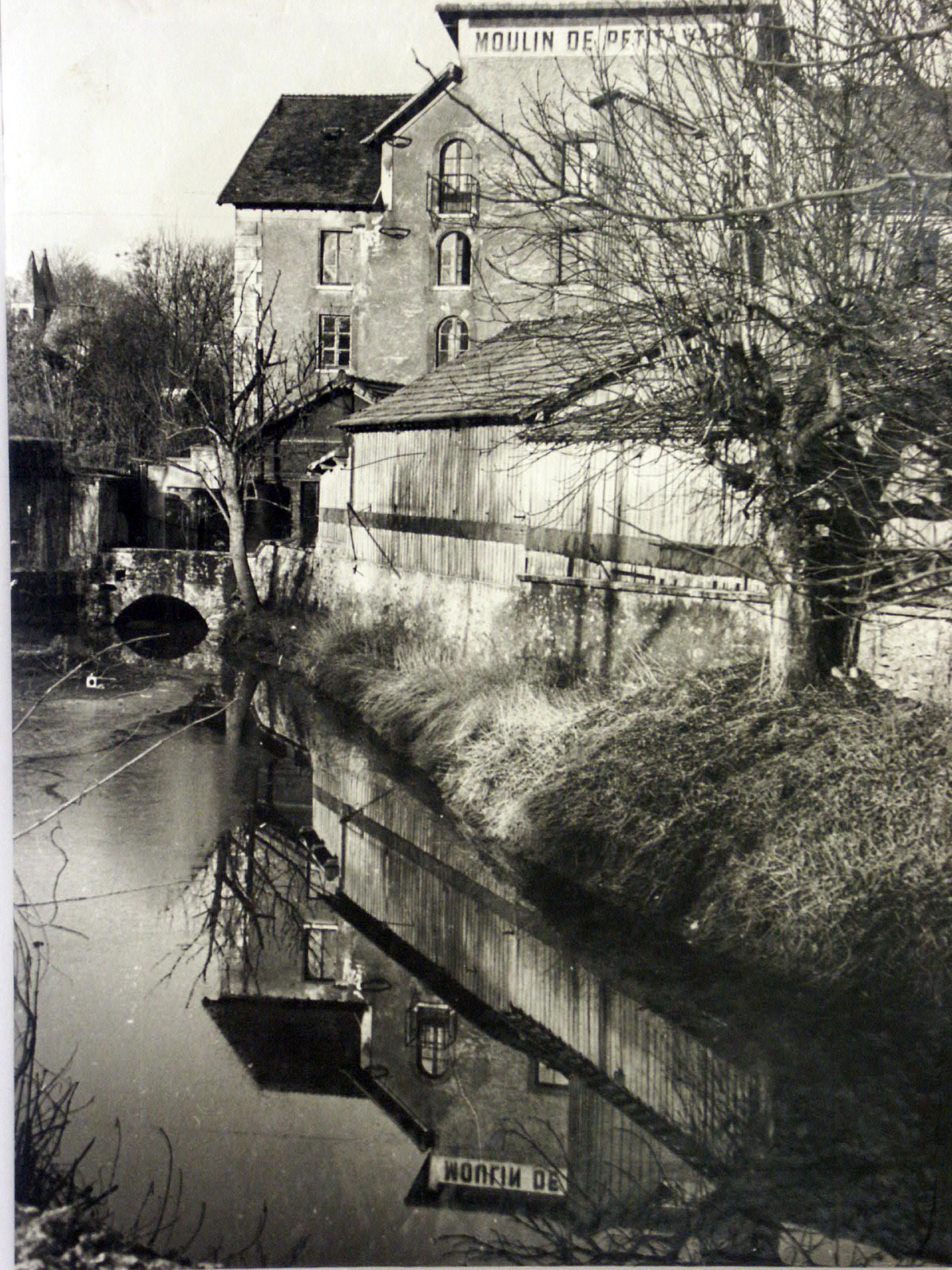 Le Moulin de Petit Vaux