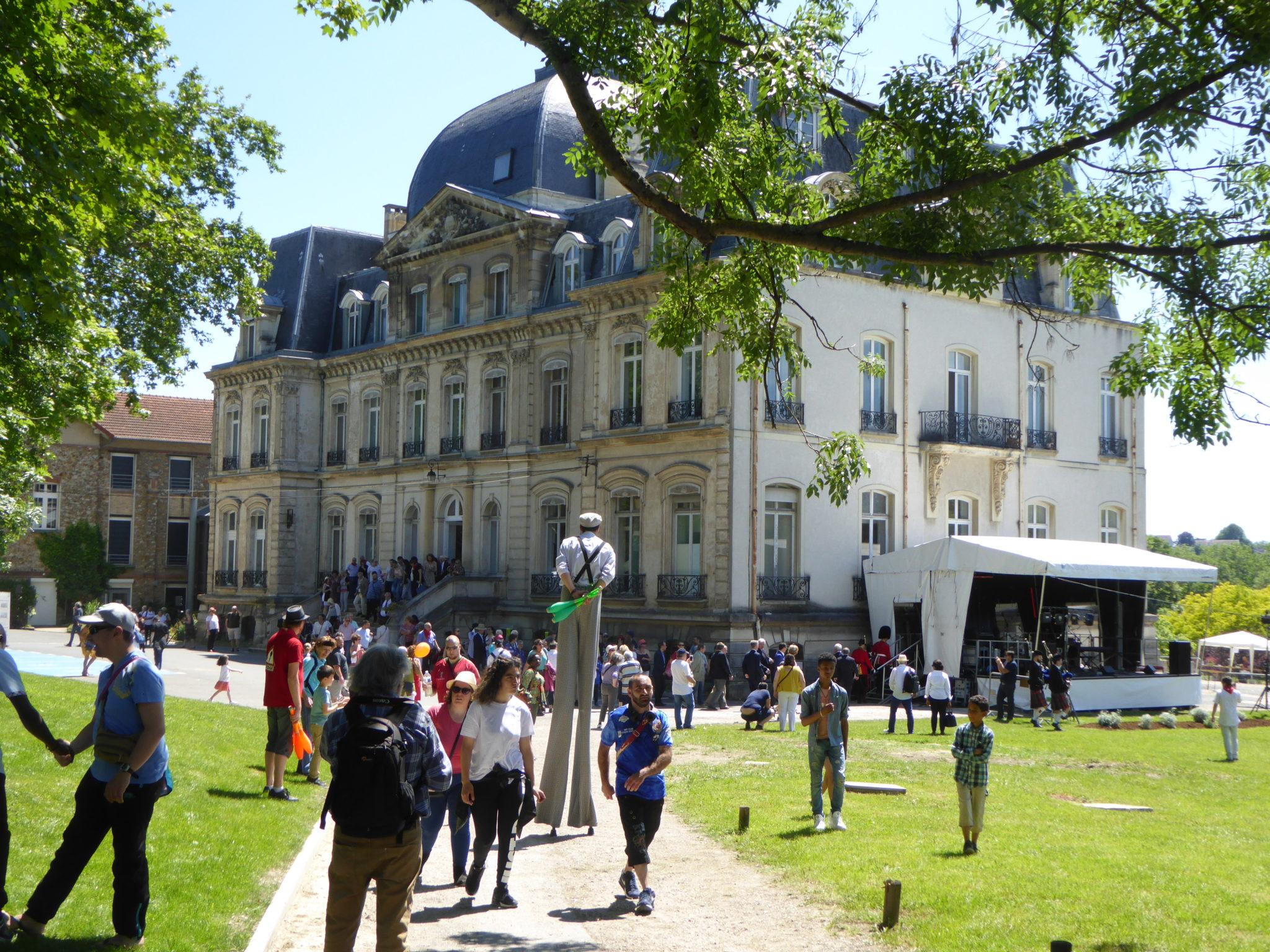 château de Sillery