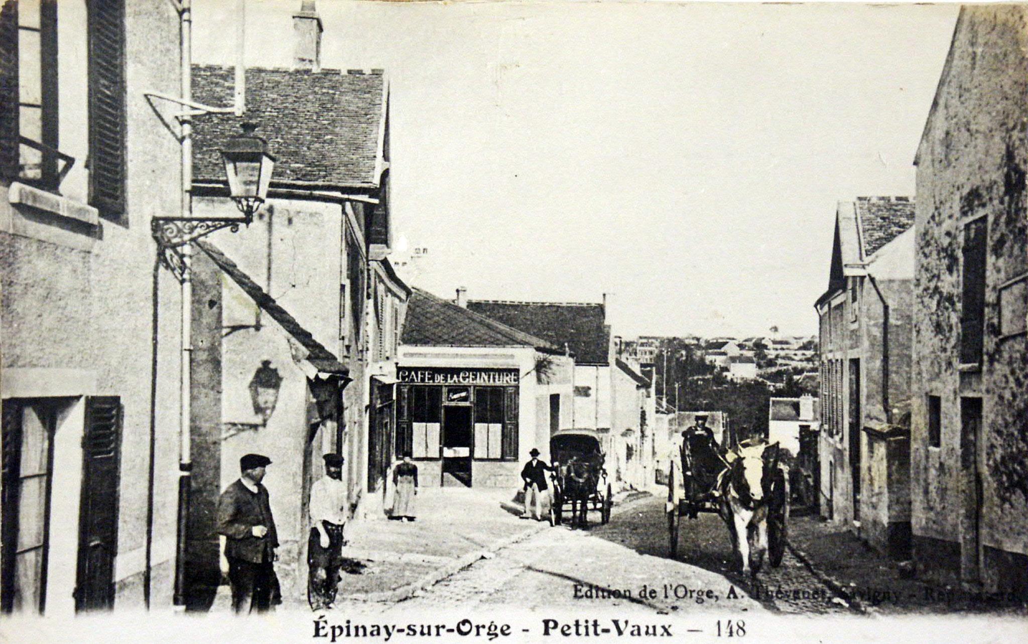 Petit-Vaux archives