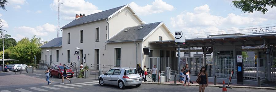 gare d'epinay